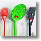 Kitchen Tools That Stick Their Tongues Out!